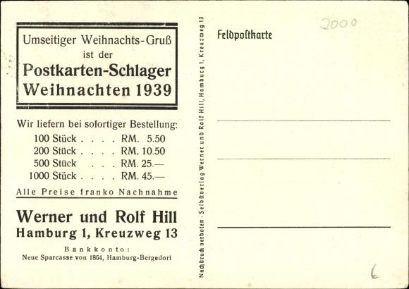 Gedicht Ansichtskarte / Postkarte Frohe Weihnachten, Frohe | akpool.de