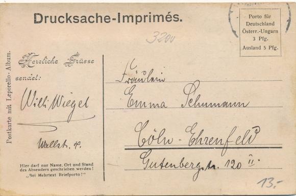 Leporello Postcard Hildesheim In Niedersachsen Akpoolcouk