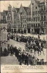 Ansichtskarten 860.. - 862.. Augsburg | akpool.de