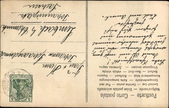 Photo Postcard Assmannshausen Rudesheim Am Rhein Akpool Co Uk