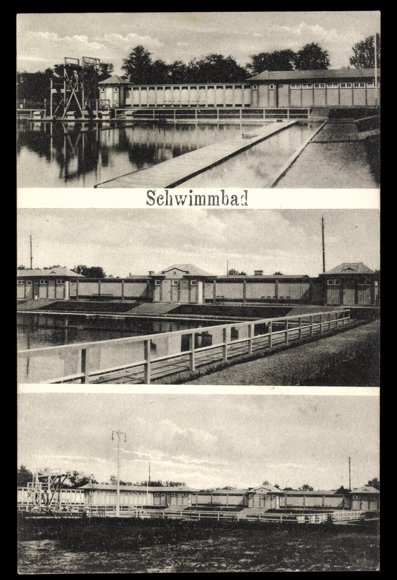 Ansichtskarte / Postkarte Roitzsch bei Bitterfeld, Blick ...