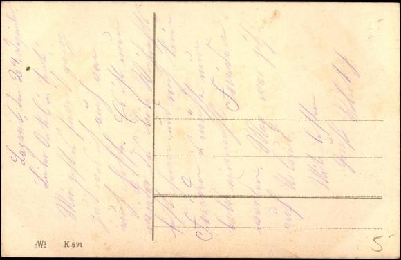 Litho Beste Grüße für das neue Jahr, 1916, Klee   akpool.de